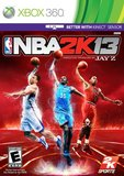 NBA 2K13 (Xbox 360)